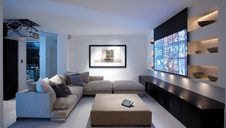 Smart Home - järjestelmät